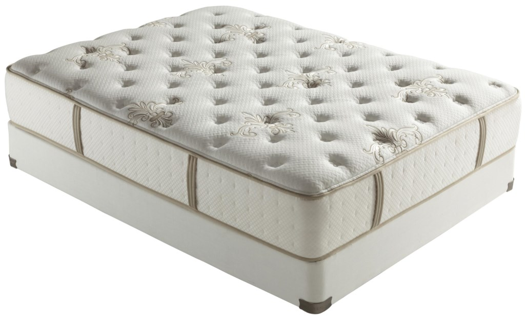 Stearns Foster Sherry Twin Extra Long Luxury Firm Mattress Prime