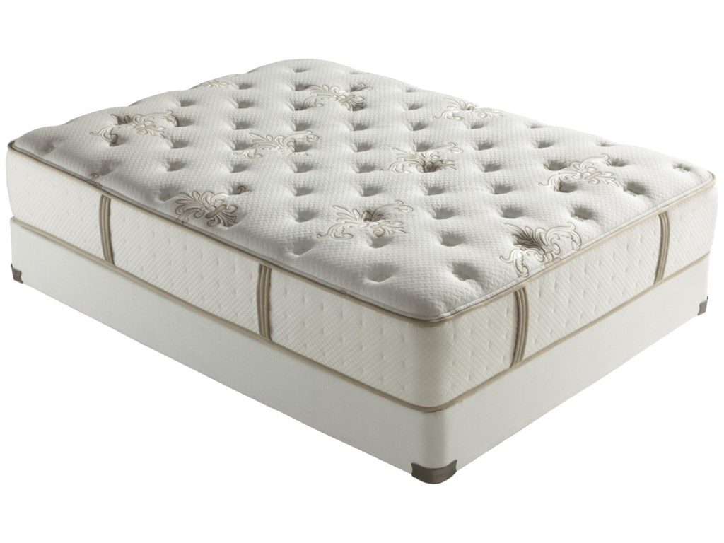 Stearns & Foster SherryQueen Luxury Plush Mattress
