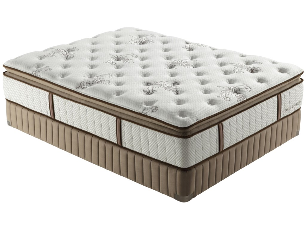 Stearns & Foster Estate 2012Full Luxury Firm EPT Mattress Set