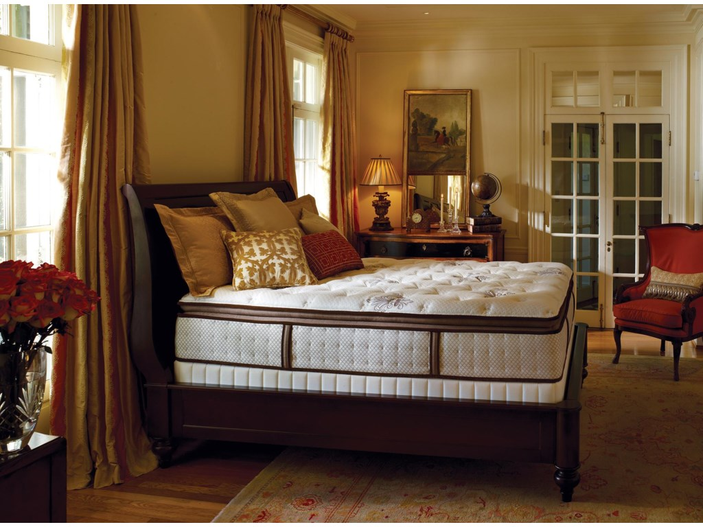 Stearns & Foster Estate 2012Full Luxury Firm EPT Mattress Set