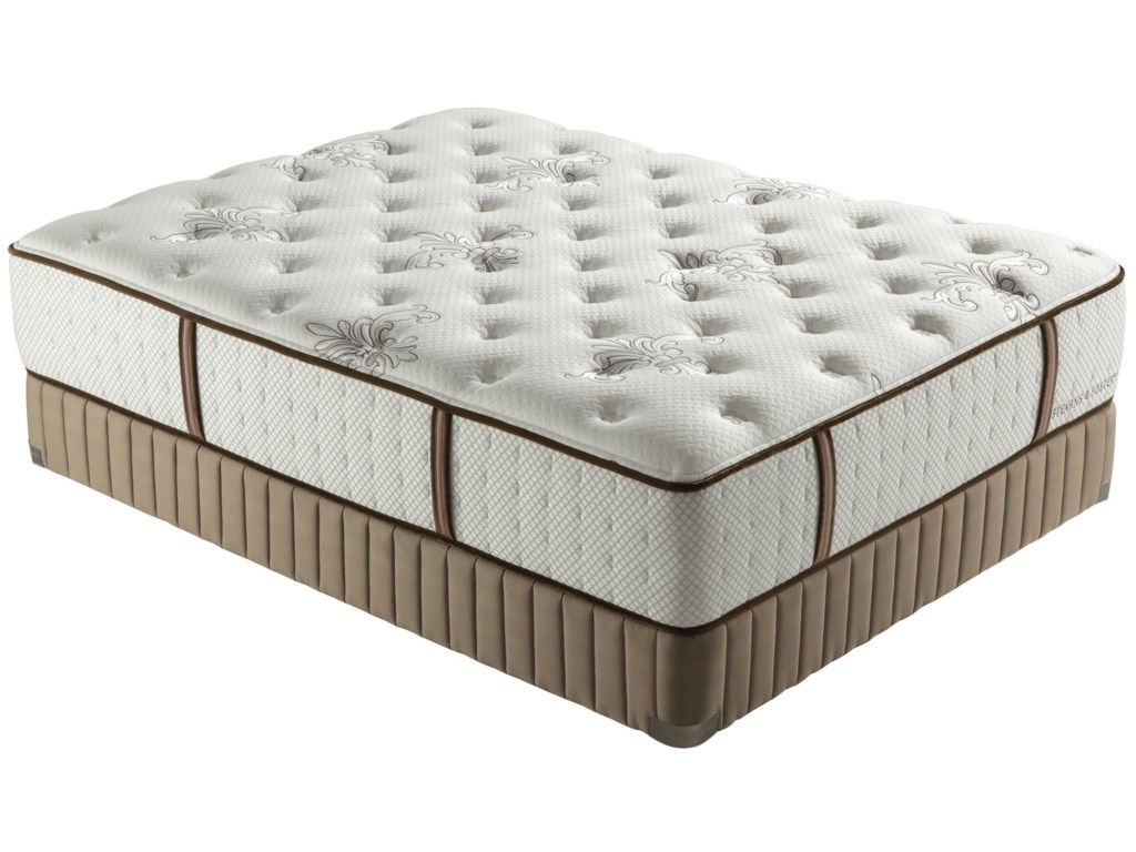 Stearns Foster Estate Carrie Full Luxury Firm Mattress And Box