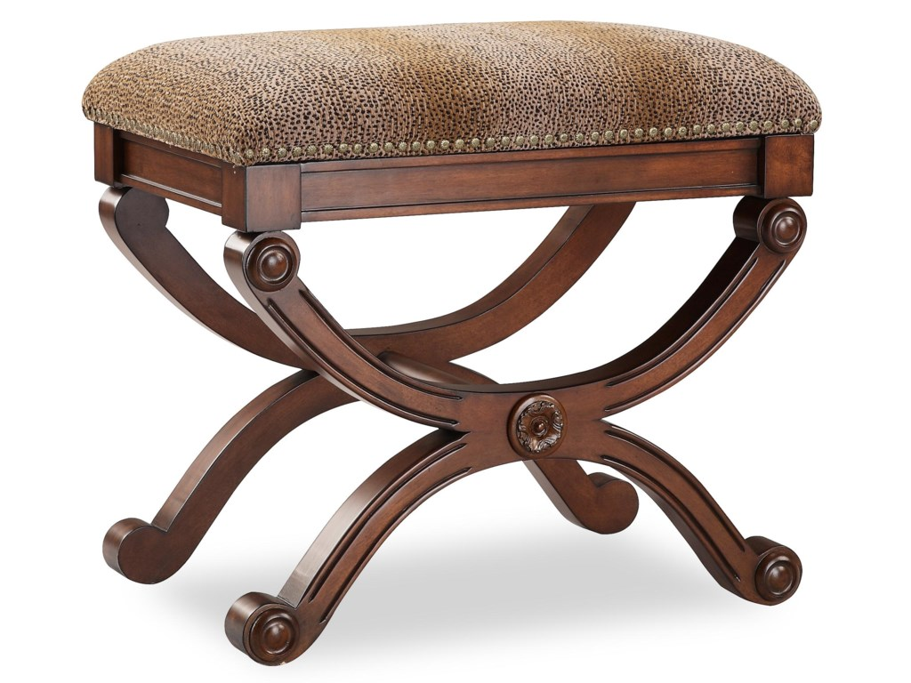 Morris Home Accent ChairsAccent Stool