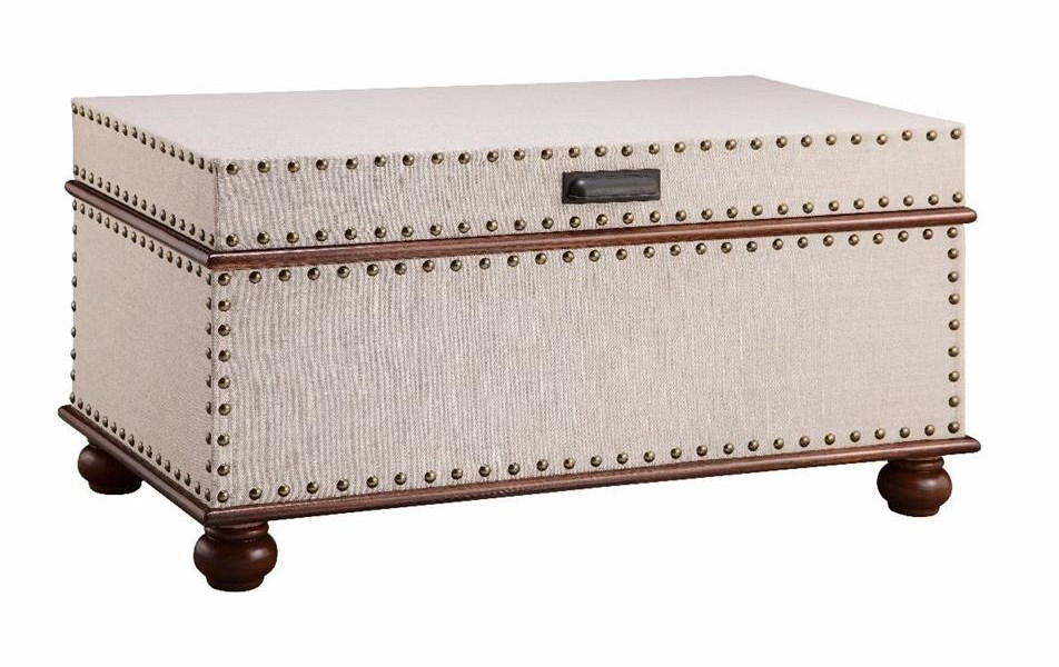 Morris Home Accent TablesNailhead Trunk
