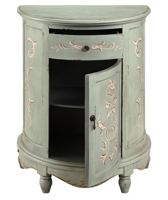 Morris Home Accent TablesLucille Cabinet