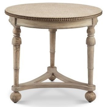 Beau Stein World Accent Tables Wyeth Round End Table