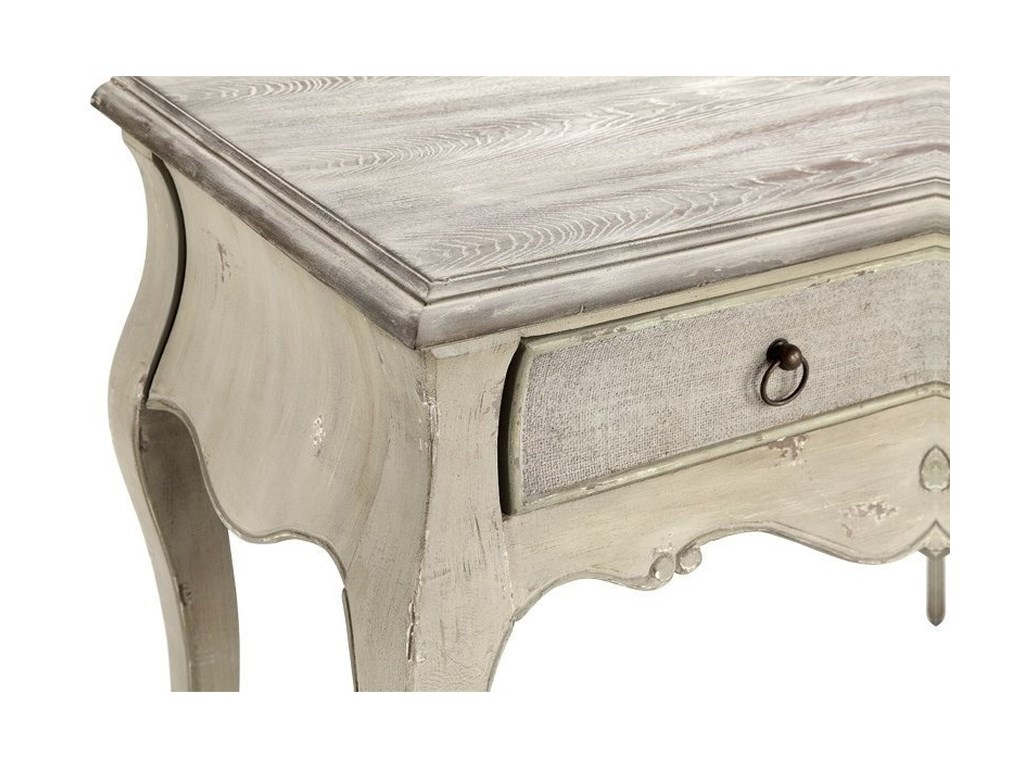 Stein World Accent TablesMarsh Carved/Curved Leg Console Table