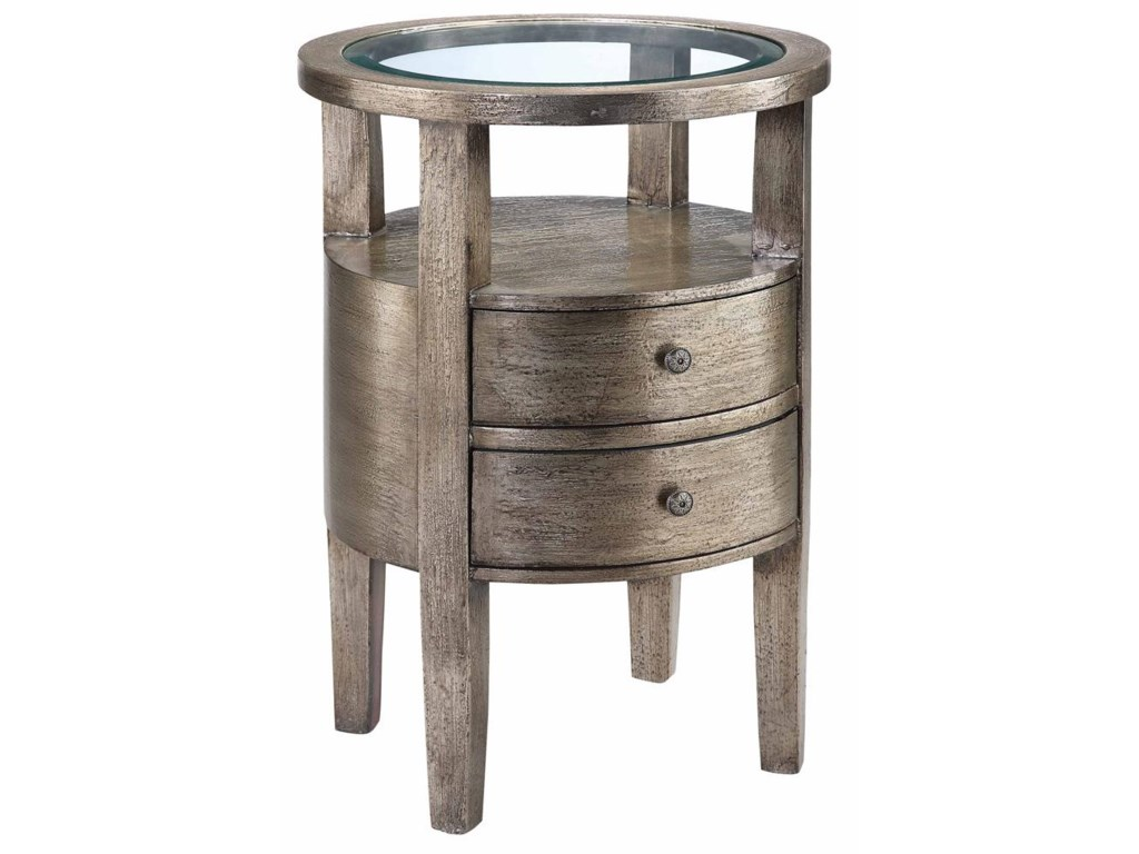 Morris Home Accent TablesRound Accent Table