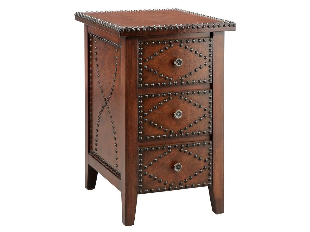 Stein World Accent TablesChairside Table