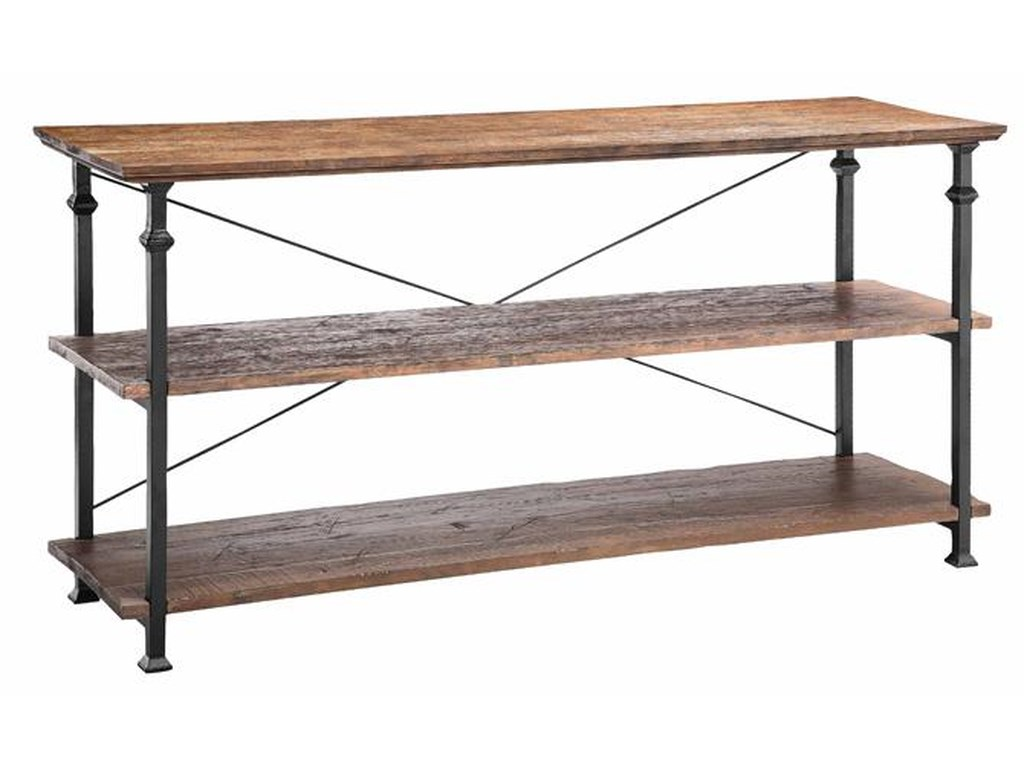 Morris Home Accent TablesConsole/Bookcase