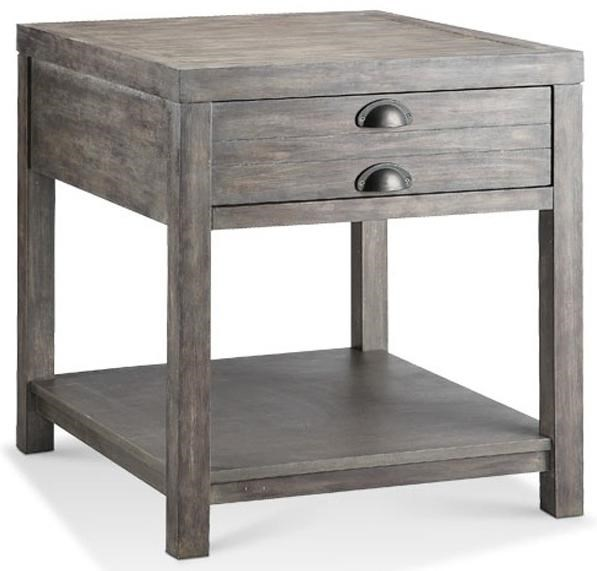 Morris Home Accent TablesBridgeport Rectangle End Table