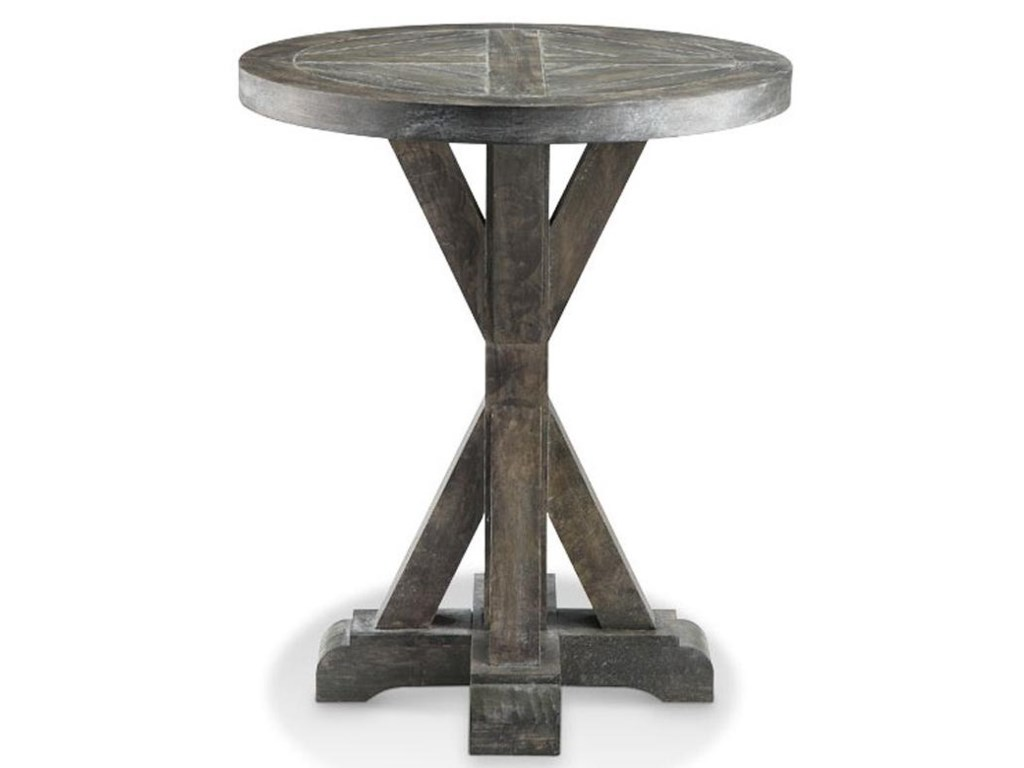 Stein World Accent TablesBridgeport Round End Table