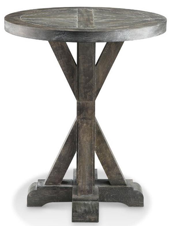 Stein World Accent TablesBridgeport Round End Table
