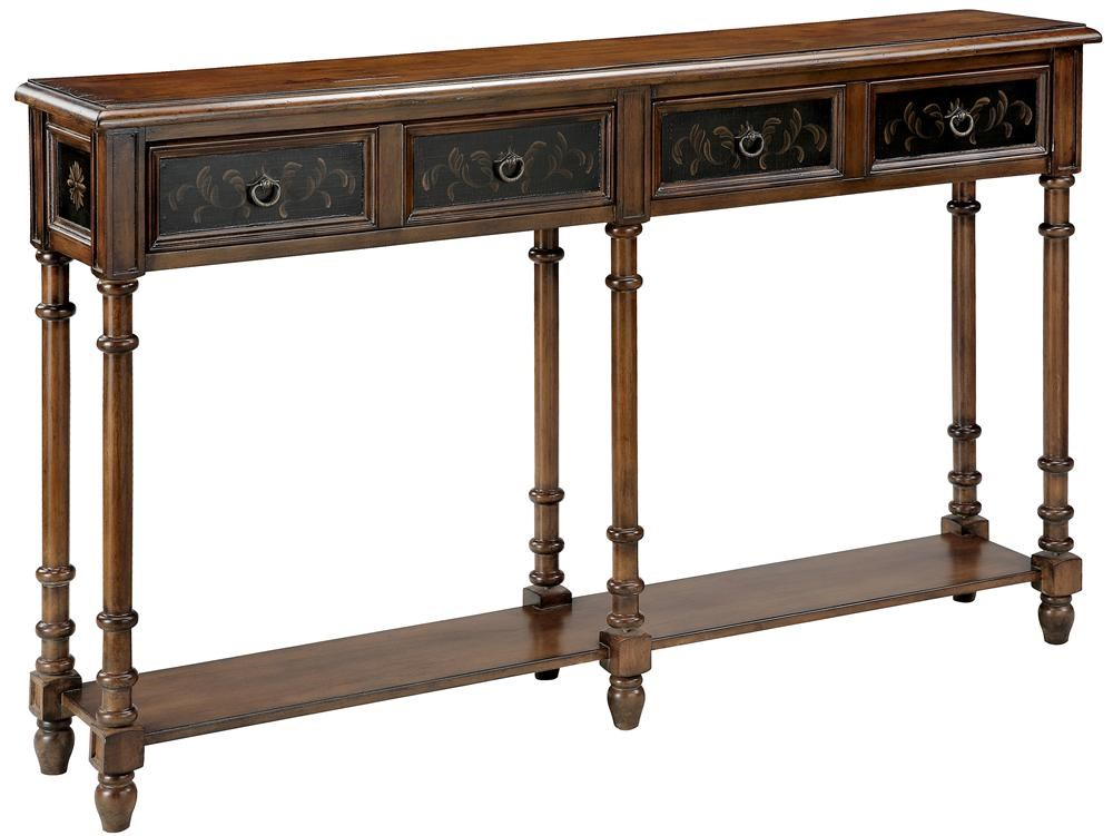Morris Home Accent TablesDouble Console Table