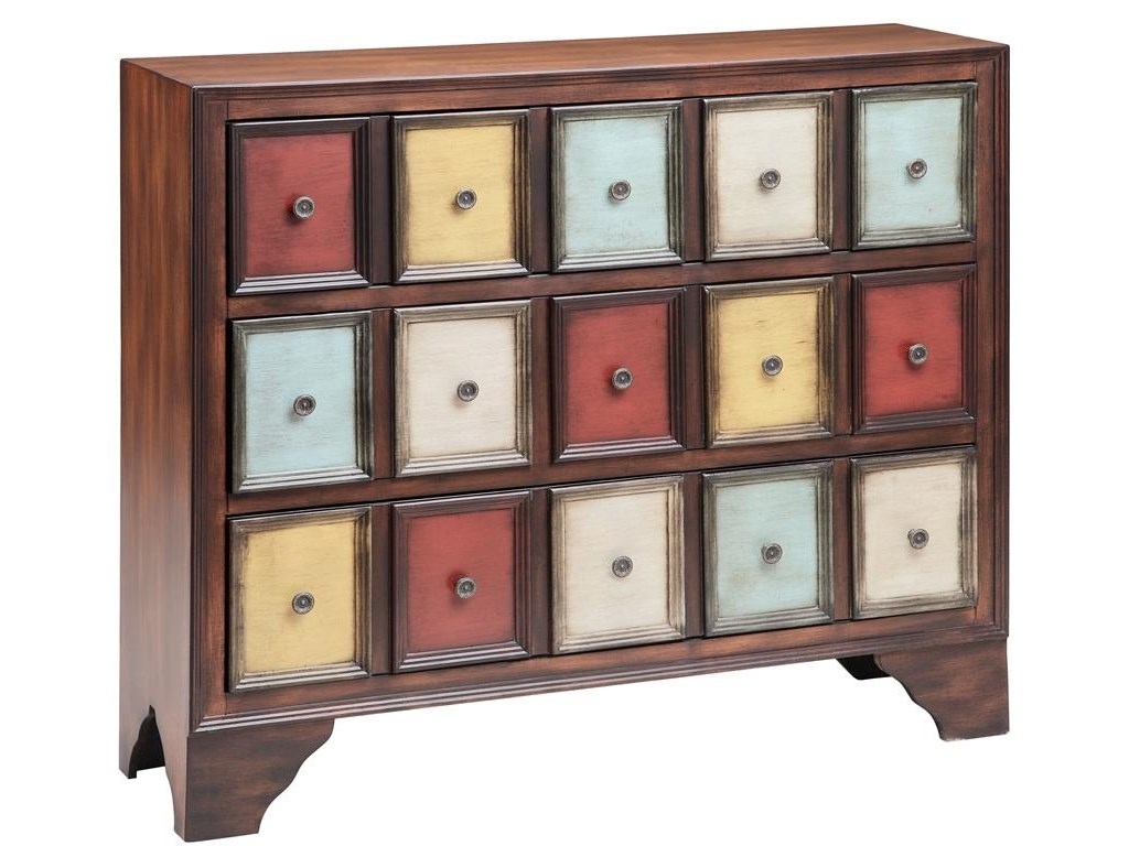 Morris Home CabinetsAccent Cabinet
