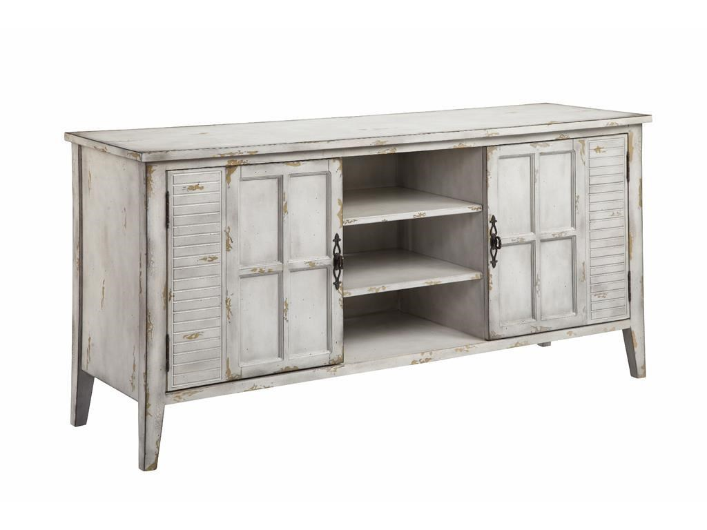 Stein World Cabinets Reclaimed Media Cabinet