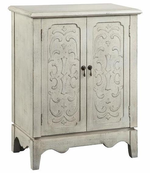 Superieur Stein World Cabinets 2 Door Accent Cabinet With Hand Painted Finish