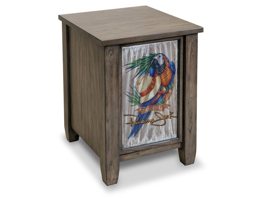 Stein World Cabinets High Tide 1 Door Cabinet