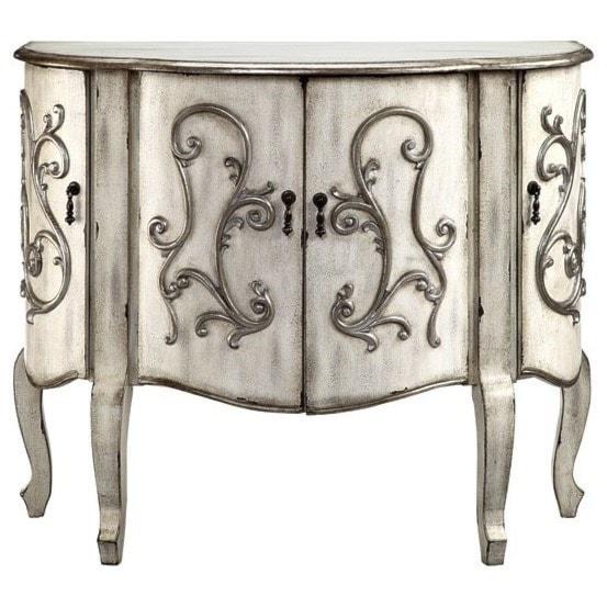 Morris Home CabinetsCoffer 4-Door Cabinet