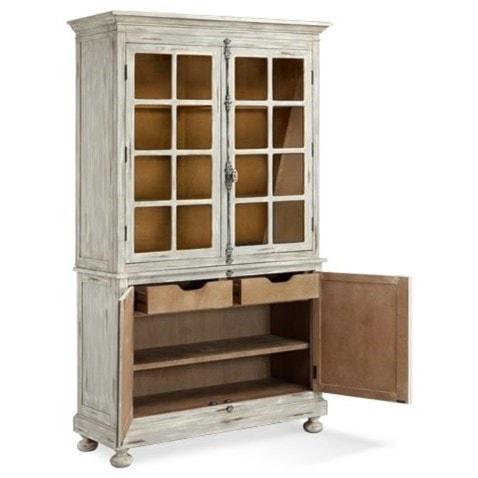 Morris Home CabinetsShapiro Glass Cabinet