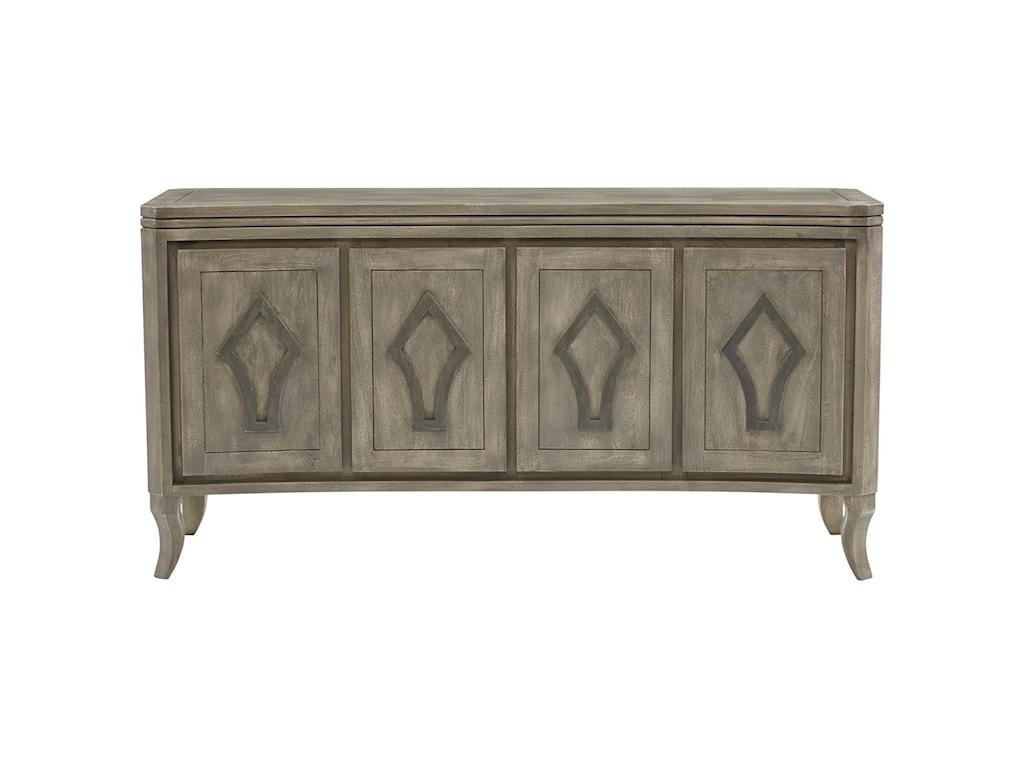 Morris Home CabinetsBuffet With 4 Door