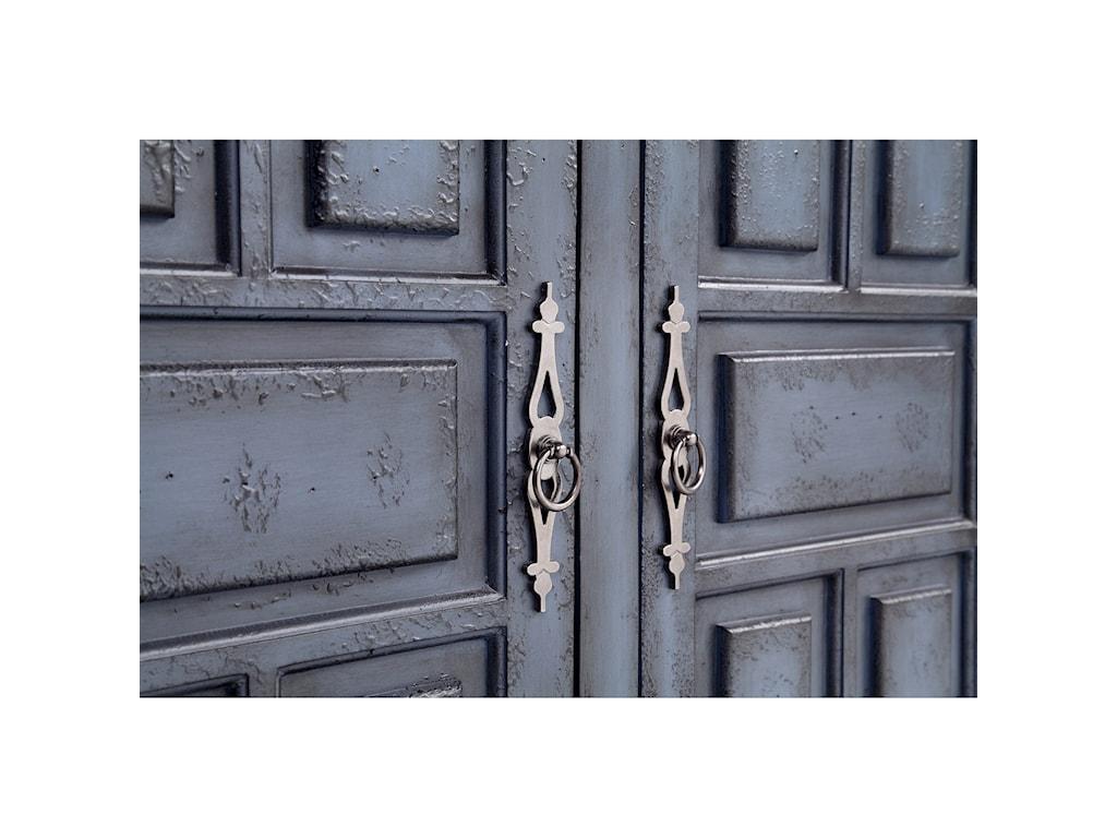 Morris Home Cabinets4-Door Cabinet