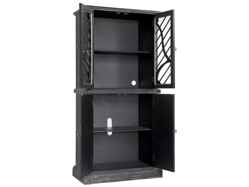 Morris Home Cabinets4-Door Tall Cabinet