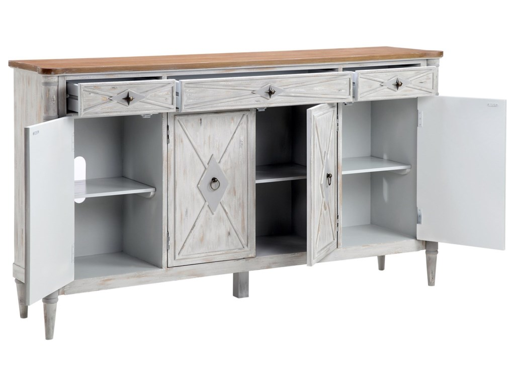Morris Home CabinetsAccent Chest
