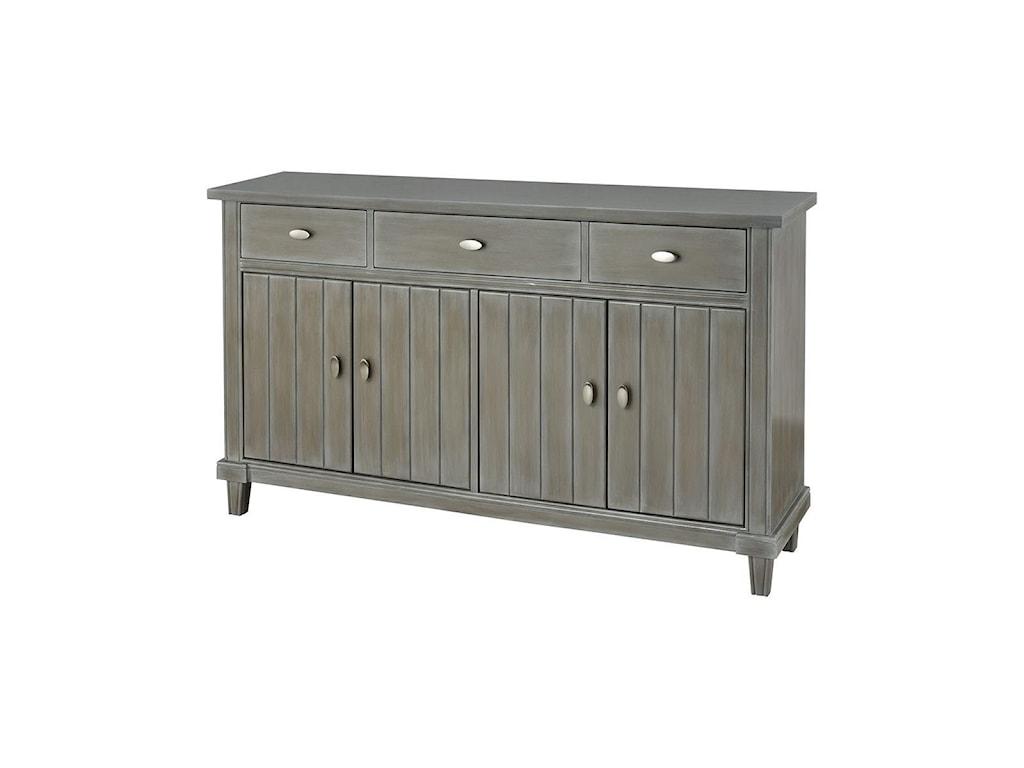 Stein World Cabinets3 Drawer, 4 Door Cabinet