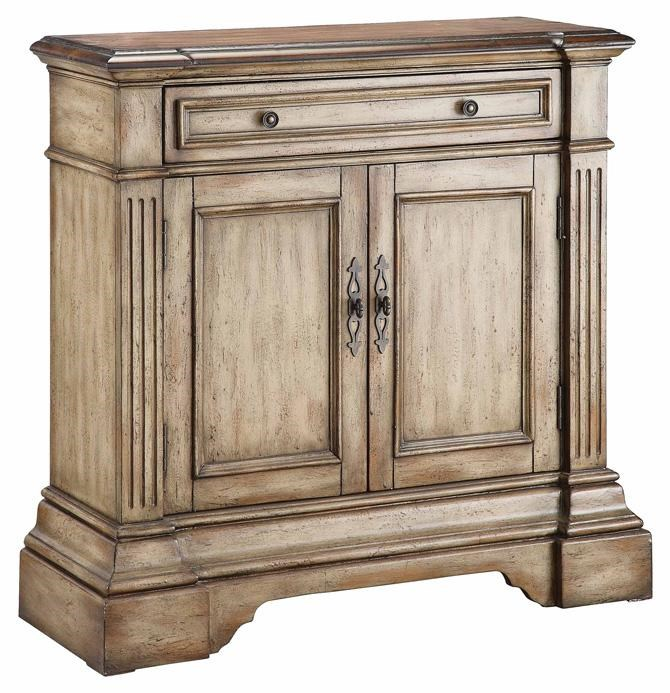 Stein World Cabinets Accent Cabinet W/ 2 Doors
