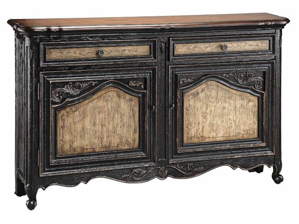 Stein World CabinetsNarrow Sideboard
