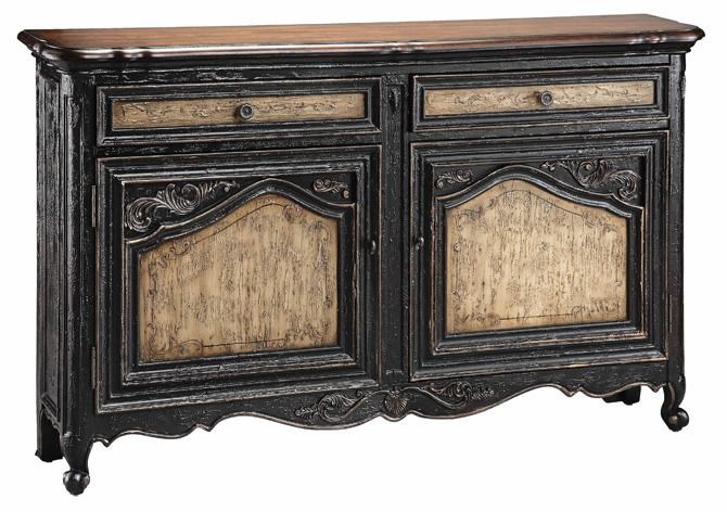 Stein World CabinetsNarrow Sideboard