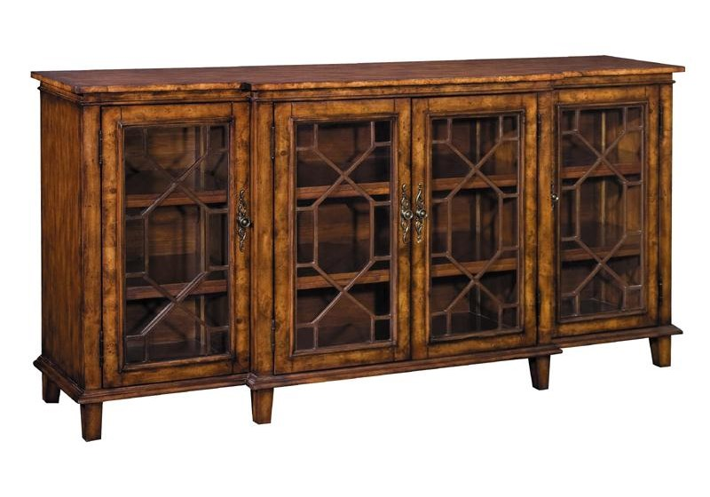 Stein World Cabinets Chippendale Style Buffet | Royal Furniture ...
