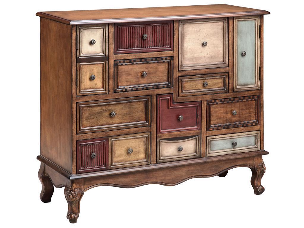 Stein World ChestsShelby 9 Drawer, 2 Door Cabinet