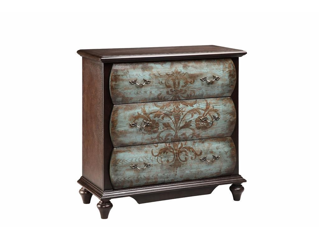 Chests 3 Drawer Accent Chest By Stein World