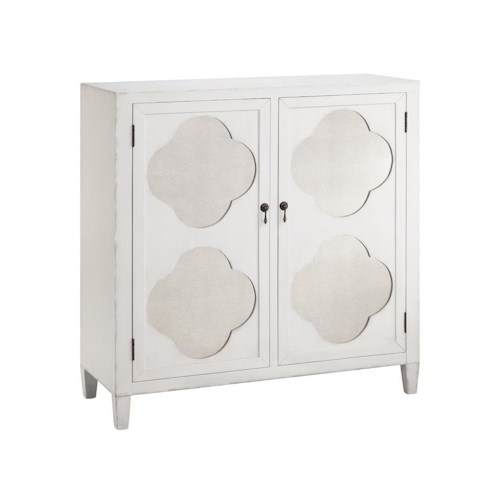 Stein World Chests 2-Door Quatrefoil Chest
