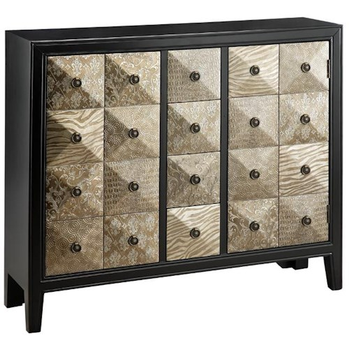 Stein World Chests Apothecary Chest w/ 2 Doors
