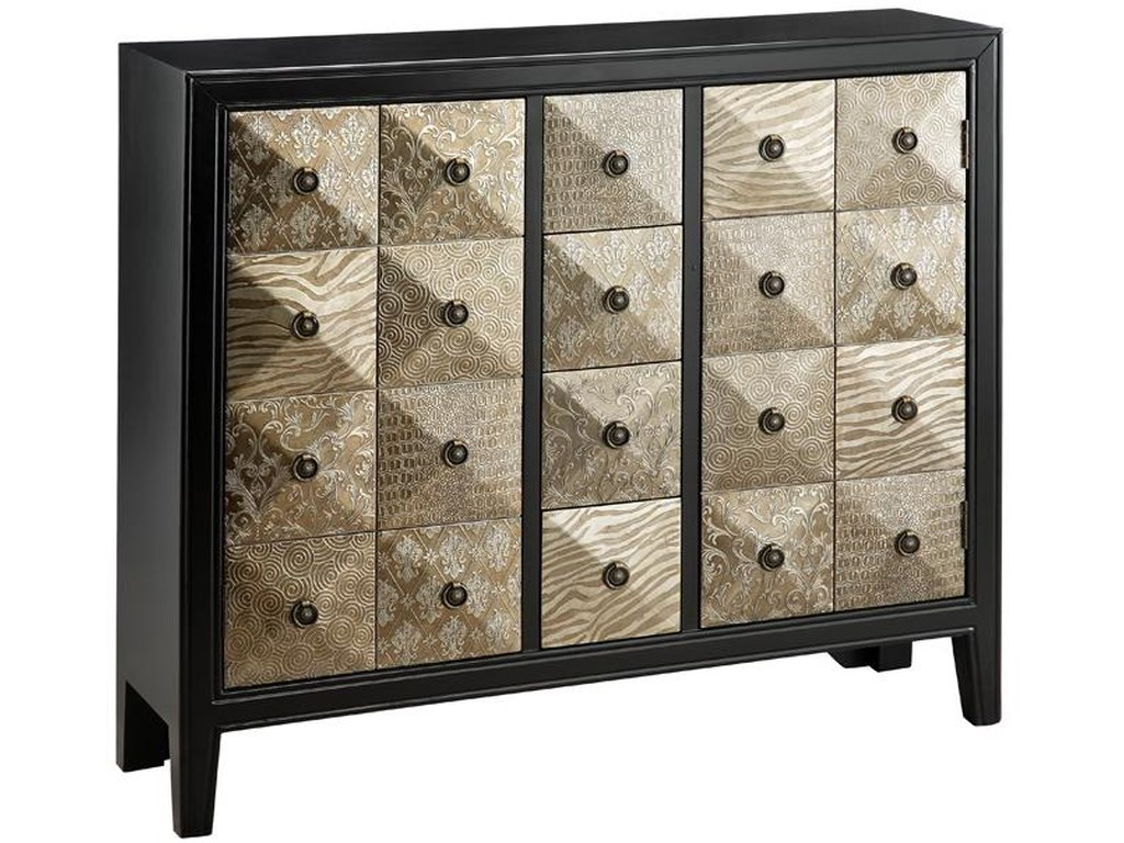 Chests Apothecary Chest w/ 2 Doors by Stein World at Miller Home