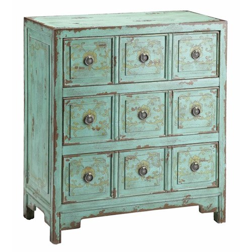 Stein World Chests Apothecary Chest w/ 3 Drawers