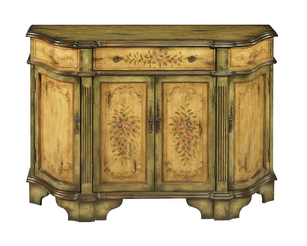 La Credenza On The Road : Baker furniture milling road campaign style long dresser or