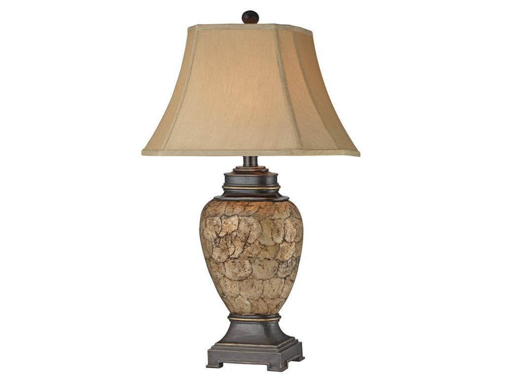 Lovely Stein World Lamps 2 Pk Urn Shell Table Lamp