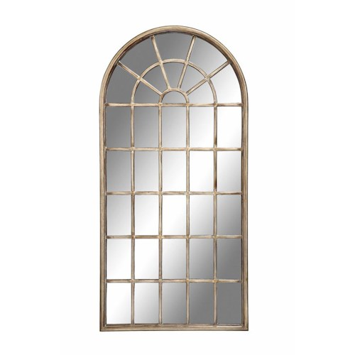 Stein World Mirrors Cathedral Wall Mirror with Arched Frame