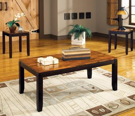 Steve Silver Abaco 3 Pack of Occasional End Tables