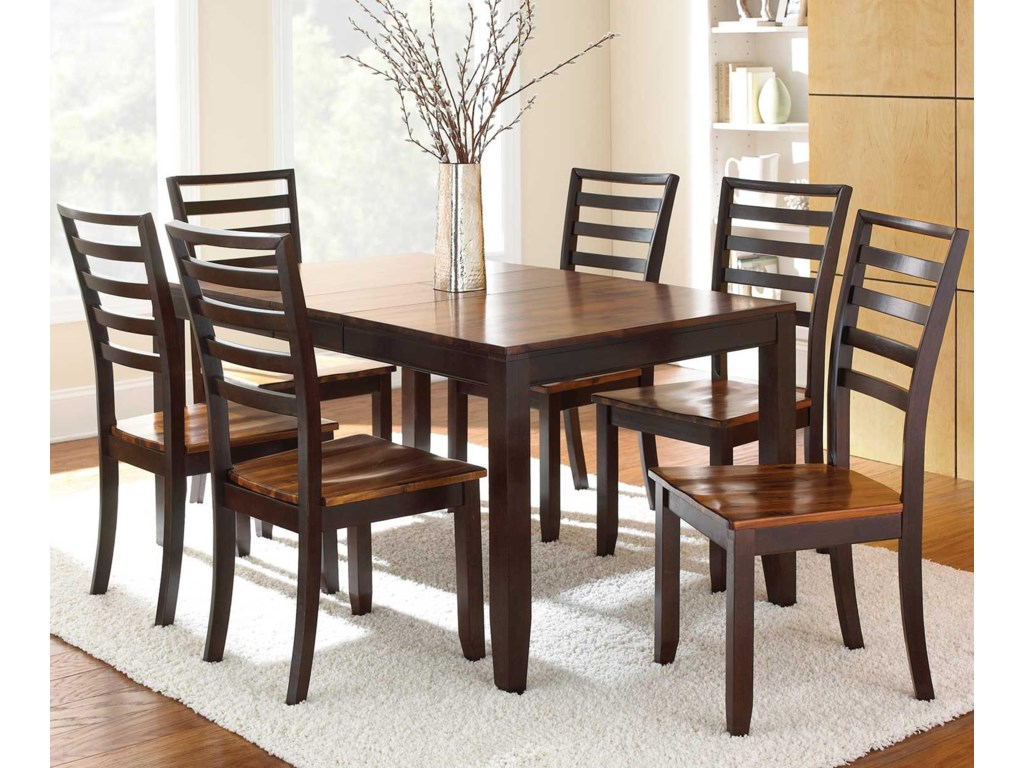 Steve Silver Abaco7-Piece Dining Set