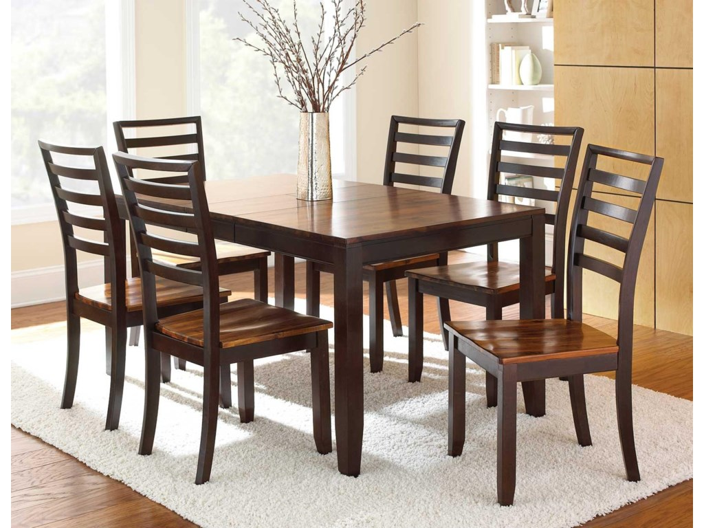Vendor 3985 AbacoRectangular Leg Table