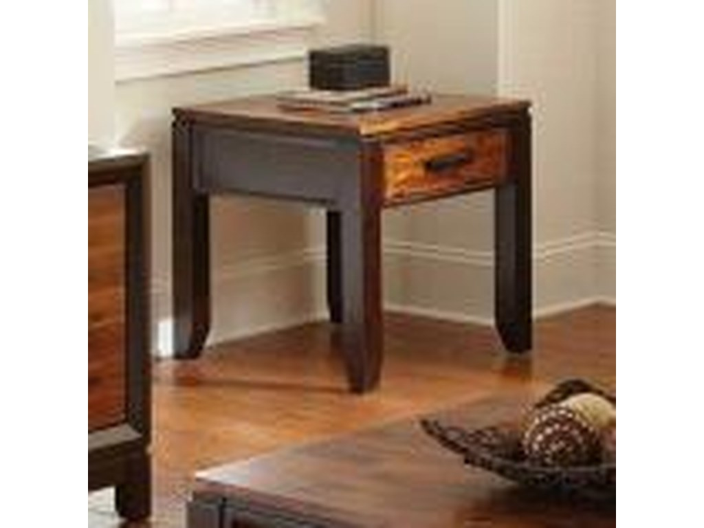 Steve Silver AbacoEnd Table with Drawer