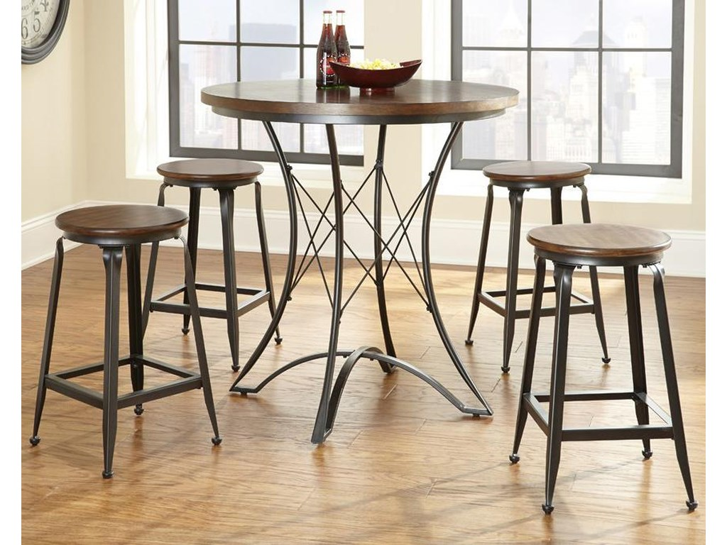 Steve Silver AdeleCounter Height Dining Set