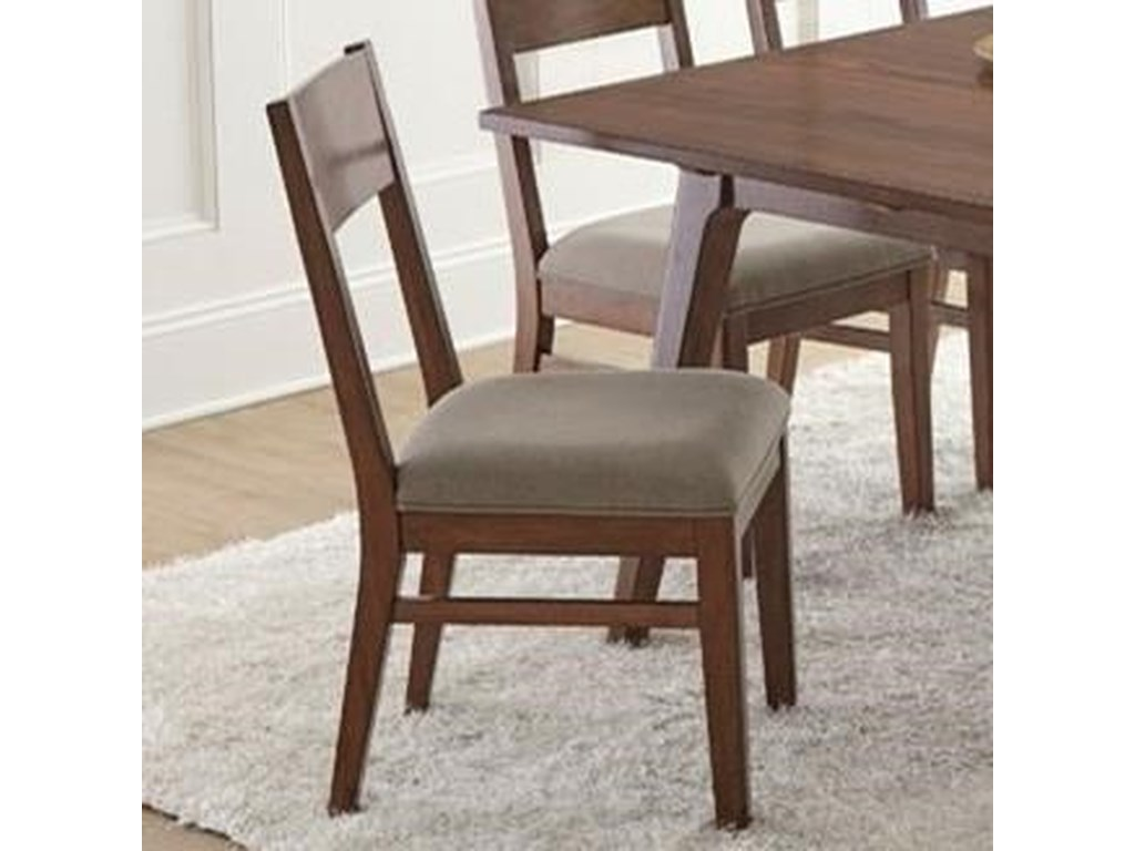 Morris Home Draper HillDraper Hill Upholstered Dining Side Chair