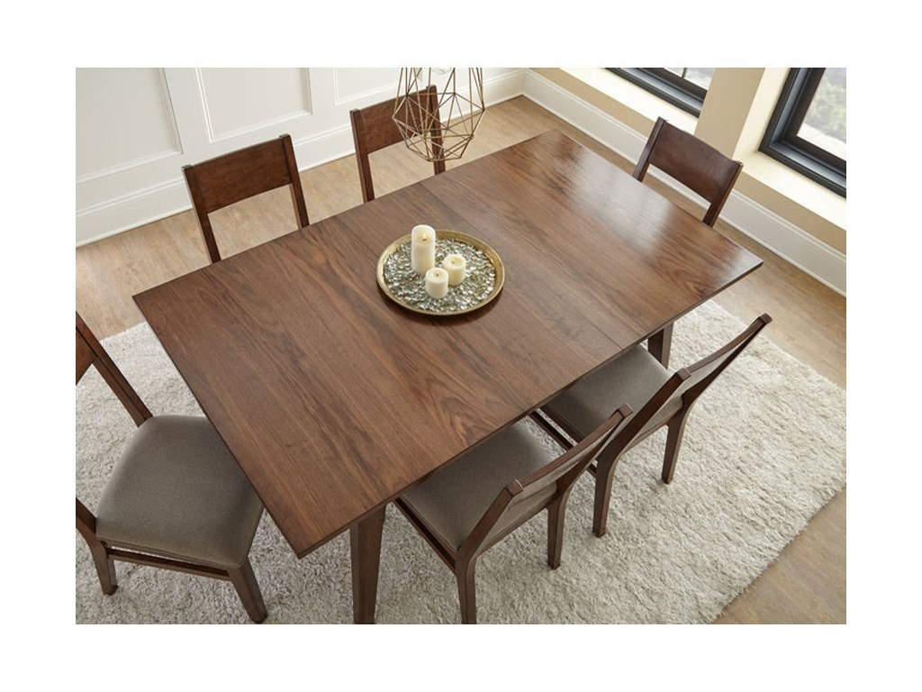 Vendor 3985 AdelineTable and Upholstered Side Chairs