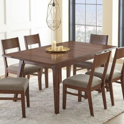Steve Silver Adeline Dining Table with Self Storing Leaf