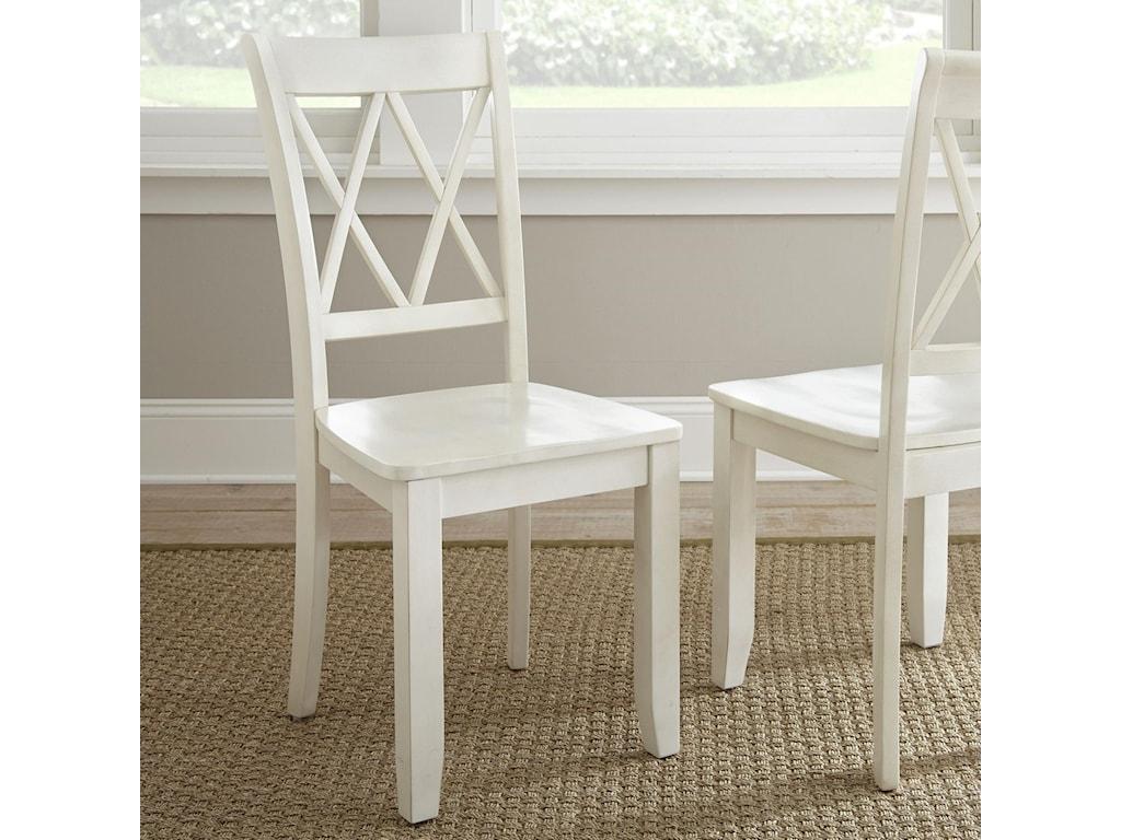 Steve Silver AidaSide Chair